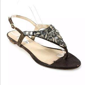 Oscar de la Renta sandals 39.5